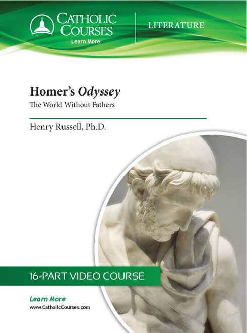 Homer's Odyssey: The World Without Fathers Video Lectures