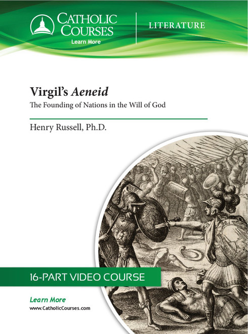 Virgil's Aeneid: The Founding of Nations in the Will of God Audio Download
