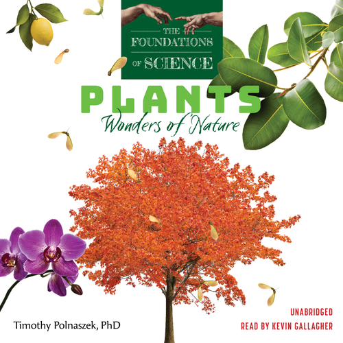 Foundations of Science: Plants Audiobook