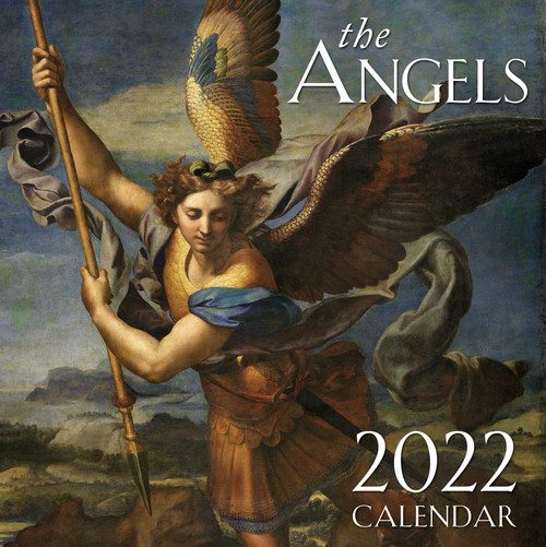 2022 The Angels Wall Calendar