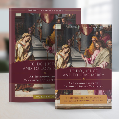 Formed in Christ: To Do Justice and to Love Mercy Set