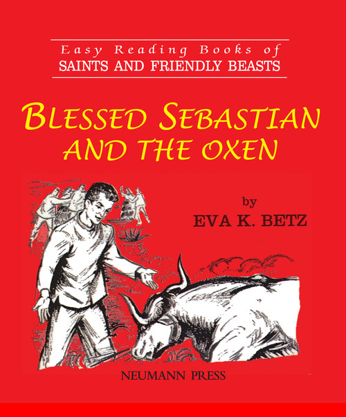 Blessed Sebastian and the Oxen