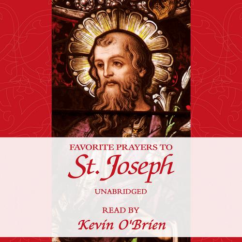 Favorite Prayers to Saint Joseph (MP3 Audio Download)