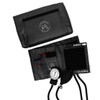EMI Aneroid Sphygmomanometer Manual Blood Pressure Cuff - Black