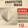 KN95 Disposable Face Mask - 30 pieces