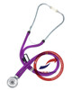 Elite Medical Instruments Purple Sprague Rappaport Stethoscope