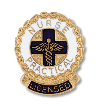 Licensed Practical Nurse LPN Pin