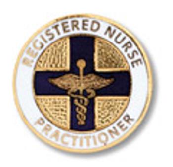 Registered Nurse Practitioner Pin