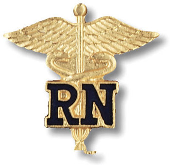 Registered Nurse RN Pin
