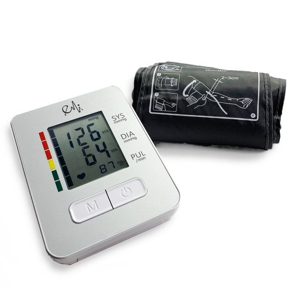 EMI Automatic Digital Upper Arm Blood Pressure Monitor EBD-281