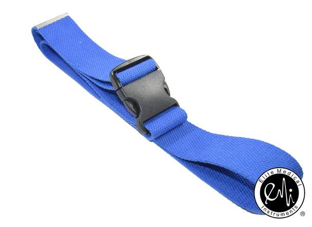 "EMI 60"" Royal Gait Transfer Belt with Plastic Buckle 100% Cotton"