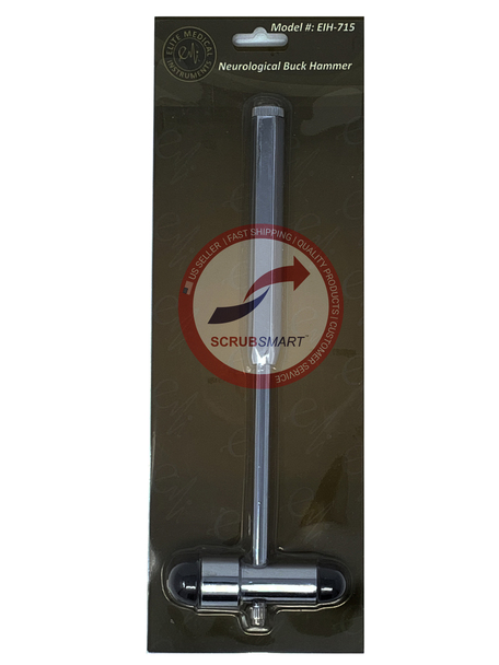 EMI Buck Neurological Medical Reflex Hammer