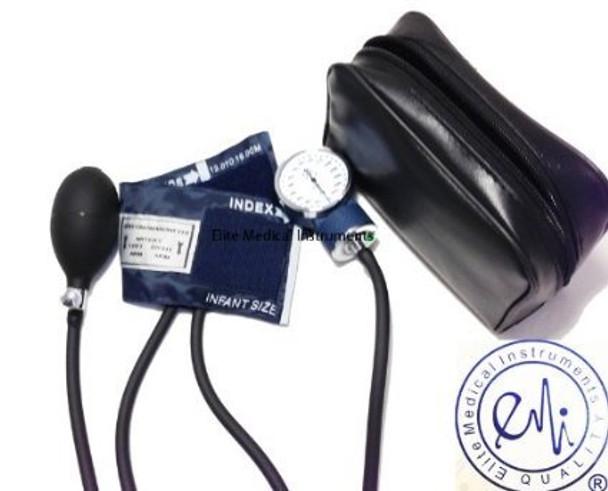 EMI Manual Blood Pressure monitor set with Infant Pediatric Blood Pressure Cuff - EBI-214