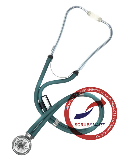 Elite Medical Instruments Green Sprague Rappaport Stethoscope