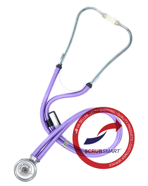Elite Medical Instruments Lilac Sprague Rappaport Stethoscope