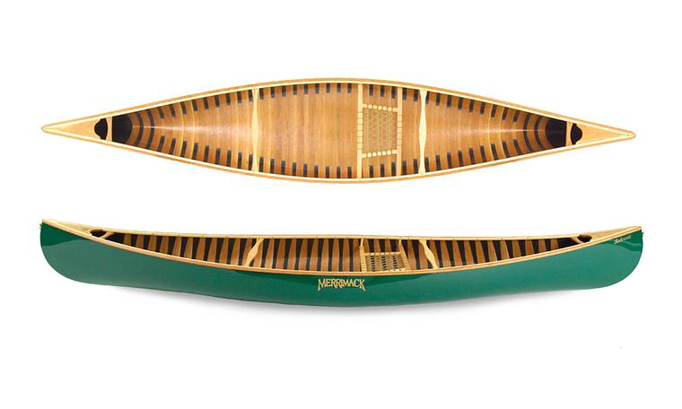 Baboosic - Lightweight Solo Canoe