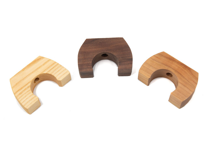 Wooden Paddle Hangers
