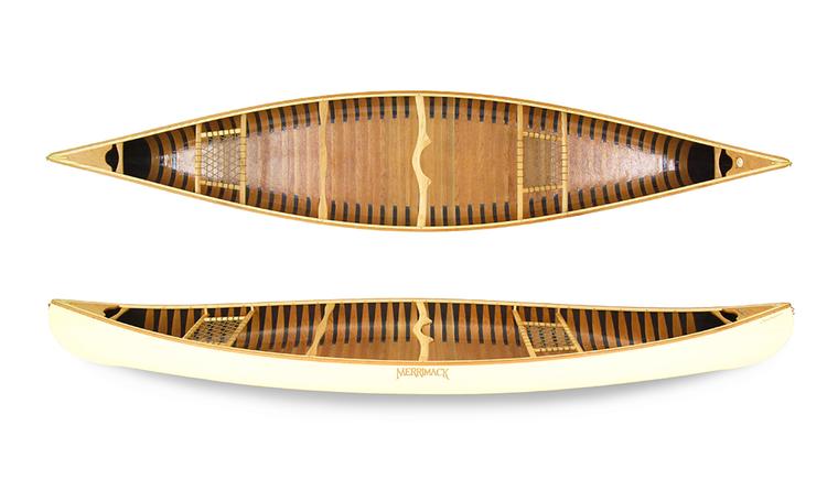Souhegan Tandem Canoe