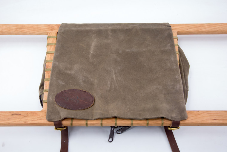 Canoe Seat Frost River Pack
