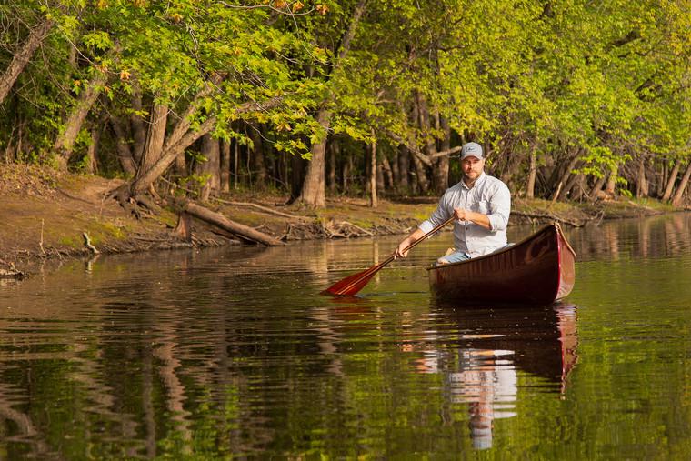 Wapasha Canoe Paddle