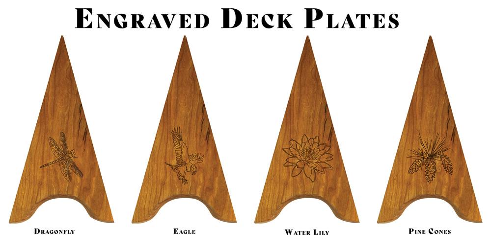 Merrimack Deck Plates