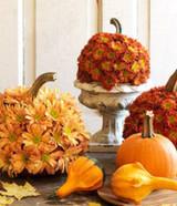 DIY Chic Halloween Pumpkin Decorating