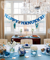 How to Decorate for Hanukkah