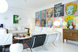 Creating a Focal Point: Using Art Prints in Home Decor