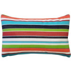 Sunbrella Carousel Confetti 12x19 Outdoor Pillow