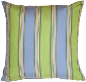 Sunbrella Bravada Limelite 20x20 Outdoor Pillow