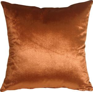 Milano 16x16 Burnt Orange Decorative Pillow