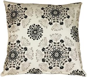 Waverly Kaleidoscope Tuxedo 20x20 Throw Pillow