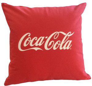 COCA-COLA Event Pillow