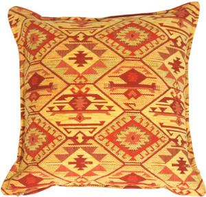 Santa Fe Sunrise Decorative Throw Pillow
