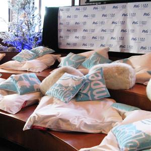 Proctor & Gamble Event Pillow