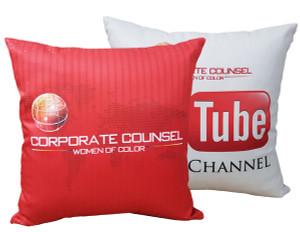 CORPORATE COUNCIL WOMEN OF COLOR Event Pillow