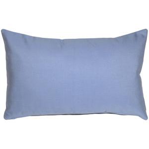 Sunbrella Air Blue 12x19 Outdoor Pillow
