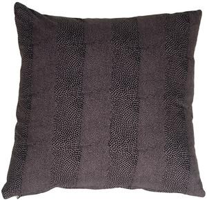 Cobra Print Cotton Large 22x22 Throw Pillow