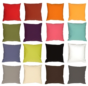 Caravan Cotton 16x16 Throw Pillows