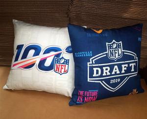 NFL Event Pillow