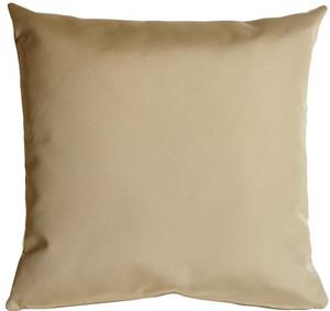 Sunbrella Antique Beige Outdoor Pillow