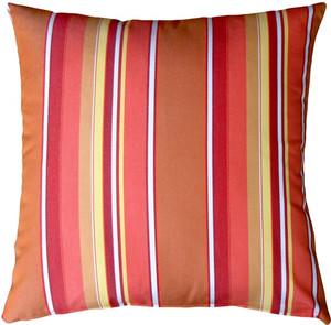 Sunbrella Dolce Mango 20x20 Outdoor Pillow