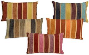 Savannah Stripes 12x20 Chenille Throw Pillows