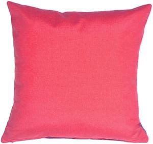 Waverly Sunburst Petunia 20x20 Outdoor Throw Pillow