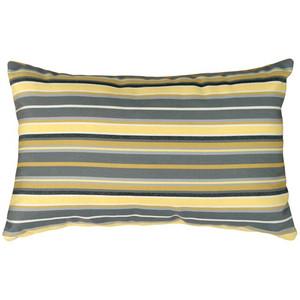 Sunbrella Foster Metallic 12x19 Outdoor Pillow