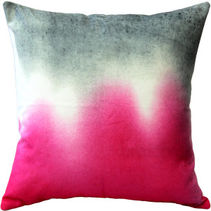 Pink Earth 20x20 Throw Pillow