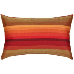 Sunbrella Astoria Sunset 12x19 Outdoor Pillow