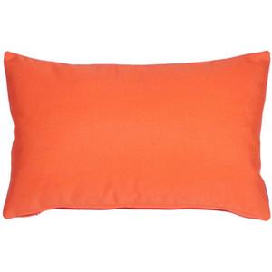 Sunbrella Melon Outdoor Pillow