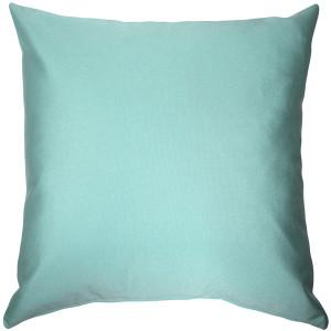 Sunbrella Glacier Blue 20x20 Outdoor Pillow