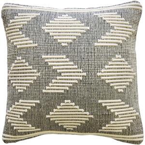 Ojai Granite Crush Bohemian Pillow 20x20 Boho Style Throw Pillow from Pillow Decor